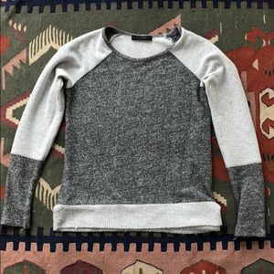 Weatherly 2-tones Sweater - S